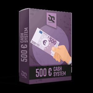 500€ CashSystem-Said Shiripour erfahrungen