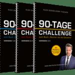 90-Tage-Umsetzungs-Challenge zum Buch Reicher als die Geissens erfahrungen