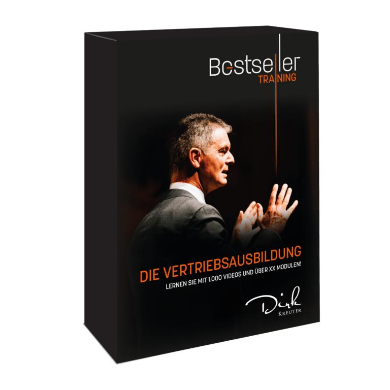 Bestseller Training mit Dirk Kreuter