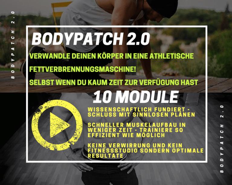 Bodypatch 2.0 erfahrungen