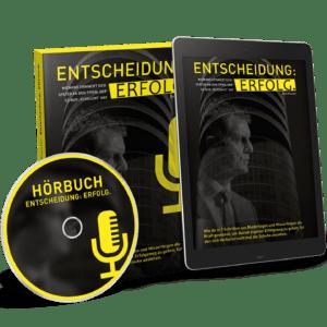 Buch ENTSCHEIDUNG- ERFOLG erfahrungen