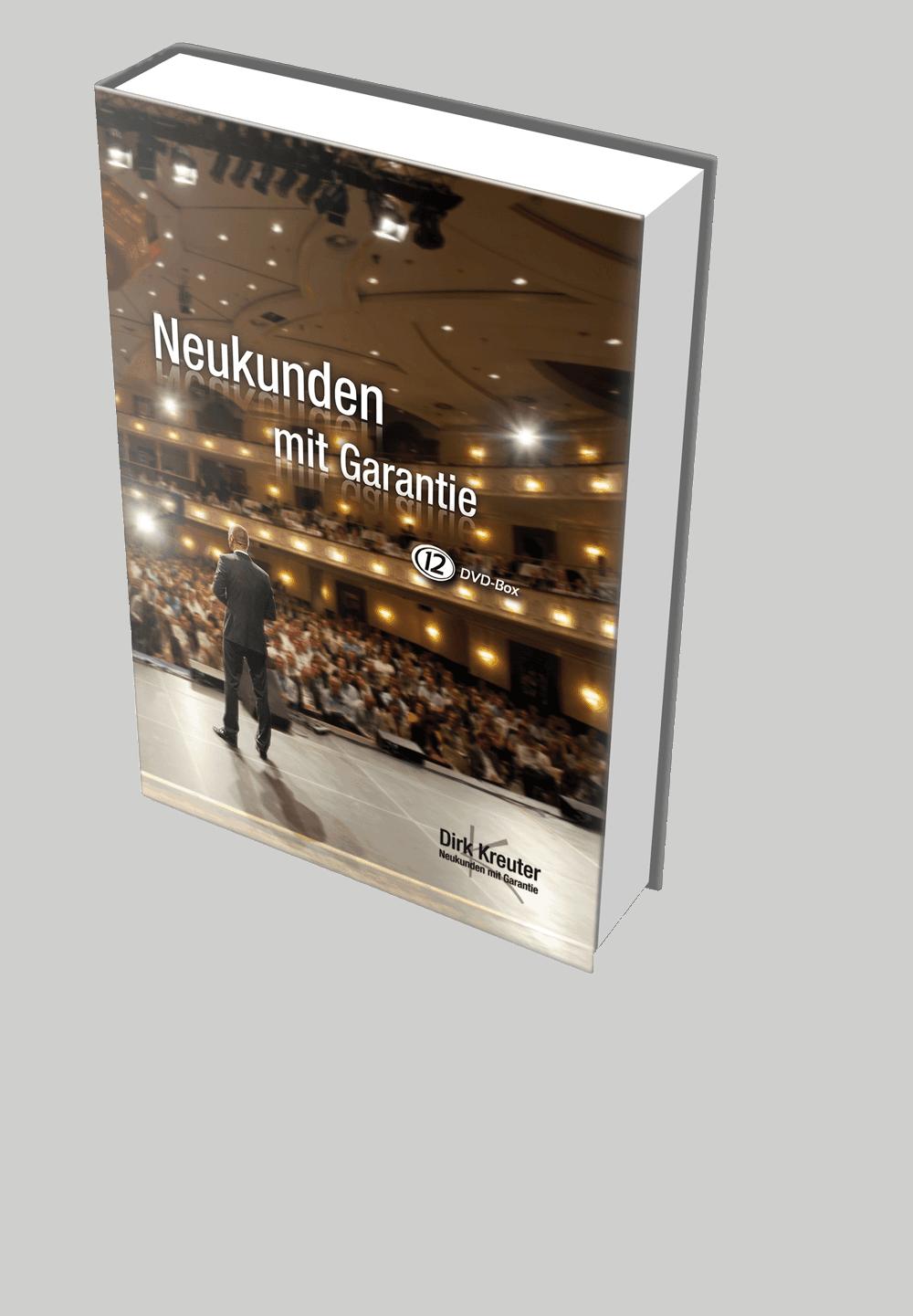 DVD-Box- Neukunden mit Garantie von Dirk Kreuter erfahrungen
