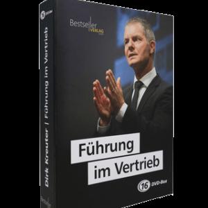 DVD Kurs Führung im Vertrieb von Dirk Kreuter