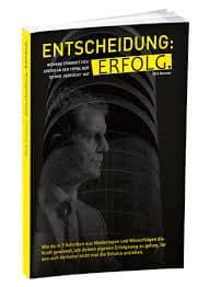 Gratisbuch- ENTSCHEIDUNG- ERFOLG erfa