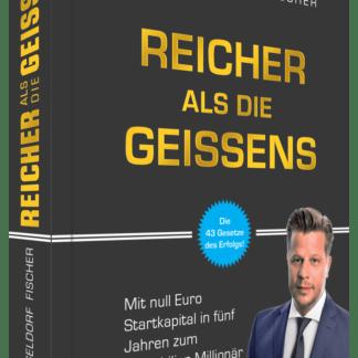 Reicher als die Geissens - Das Buch erfahrungen