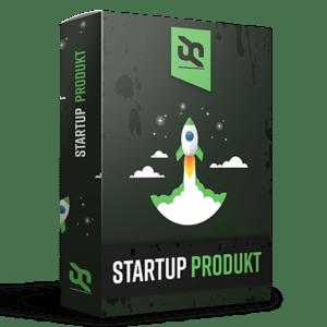 Start Up digitales Sofortprodukt