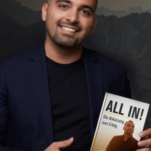 Gratis Buch: All In! von Said Shiripour