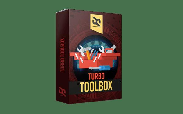 TURBO TOOLBOX von Said Shiripour
