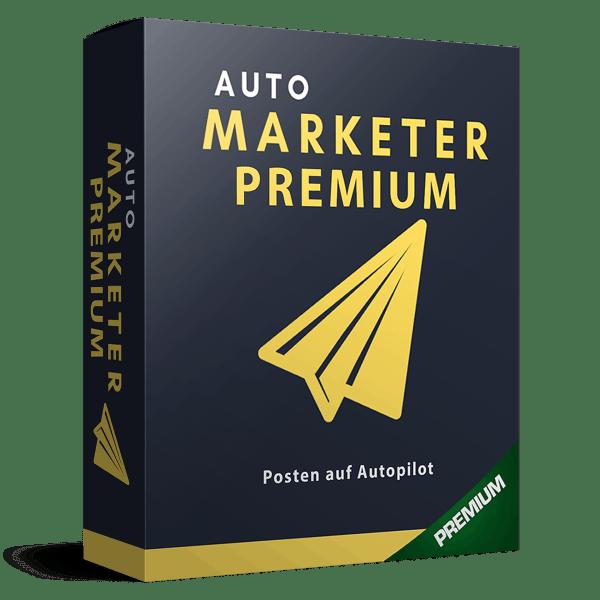 Auto Marketer von Robin Fock