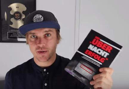 Kostenloses Buch Der Übernachterfolg erfahrungen