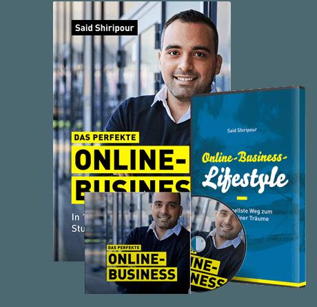 Gratis Buch: Das perfekte Online-Business