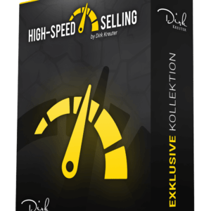 High Speed Selling von Dirk Kreuter