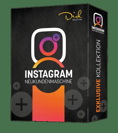 Instagram Neukundenmaschine von Dirk Kreuter