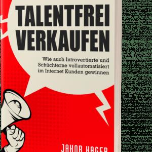 Kostenloses Buch Talentfrei Verkaufen – Jakob Hager