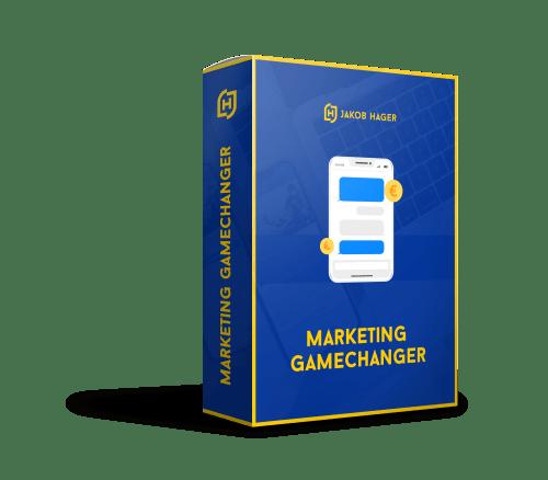 Marketing Gamechanger von Jakob Hager