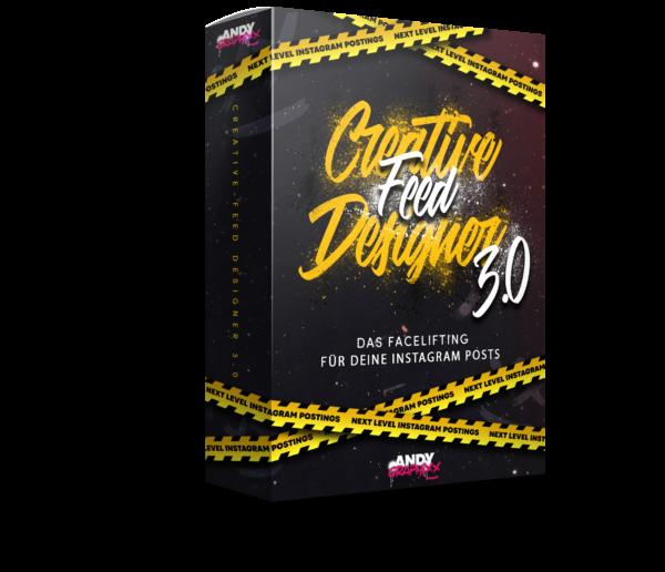 Creative Feed Designer von Andy Graphixx kaufen