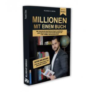 Millionen mit einem Buch von Ricardo Biron Erfahrungen