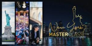NYC Masterclass Hermann Scherer Event