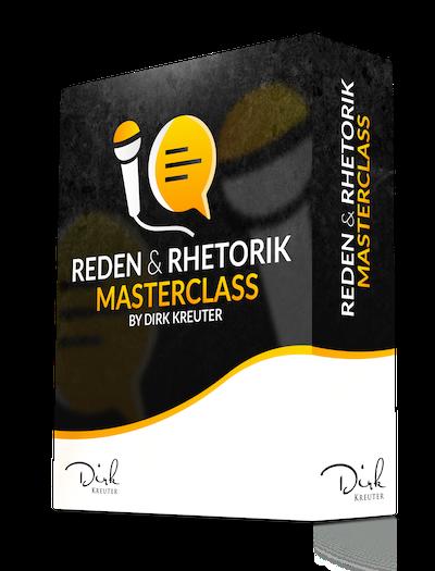 Reden und Rhetorik Masterclass – Dirk Kreuter Erfahrungen