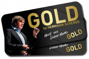 Hermann Scherer Event Gold Programm erfahrungen