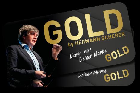 Scherer Gold Ticket hermann scherer