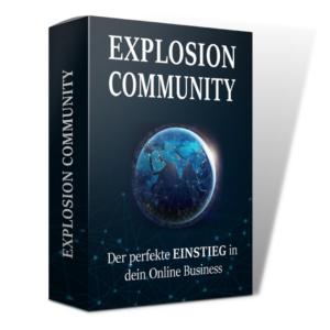 Explosion Community von Denis Sipovic Erfahrungen