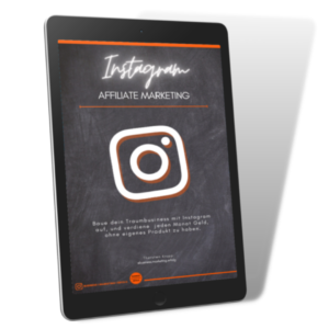 Instagram Affiliate Marketing Erfahrungen