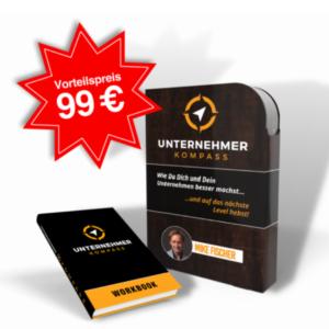 Unternehmer Kompass von Mike Fischer Erfahrungen