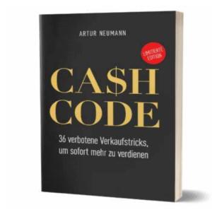 Buch Cashcode Artur Neumann Erfahrungen