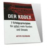 Buch der Kodex von Artur Neumann Erfahrungen