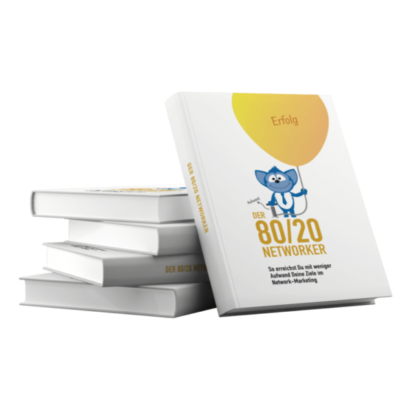 Buch der 80/20 Networker von Alex Riedl Erfahrungen