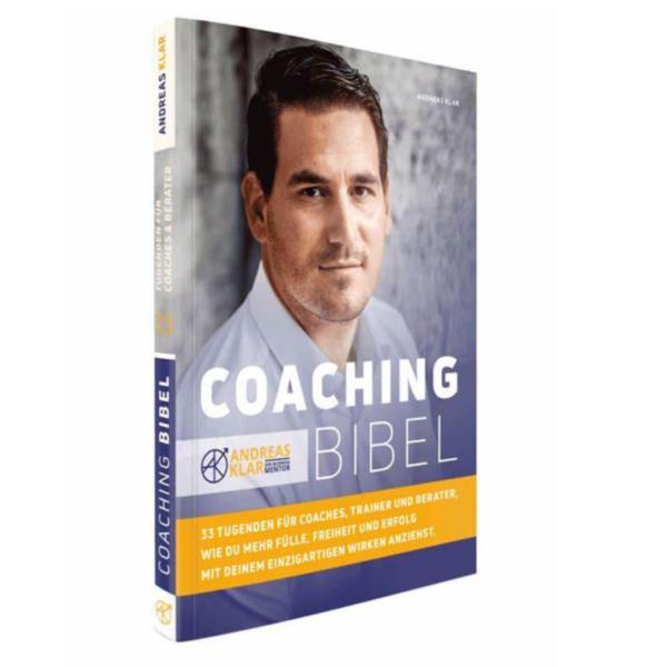 Buch Coaching Bibel von Andreas Klar Erfahrungen