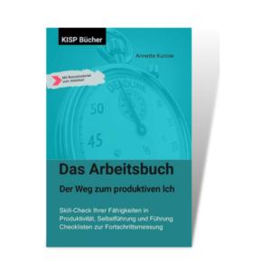 Buch mit Zeitmanagement zur Motivation, Produktivität, Struktur von Annette Kunow Erfahrungen