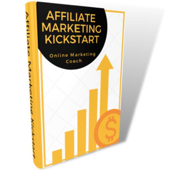 Buch Affiliate Marketing Kickstart von MarketingCoach erfahrung
