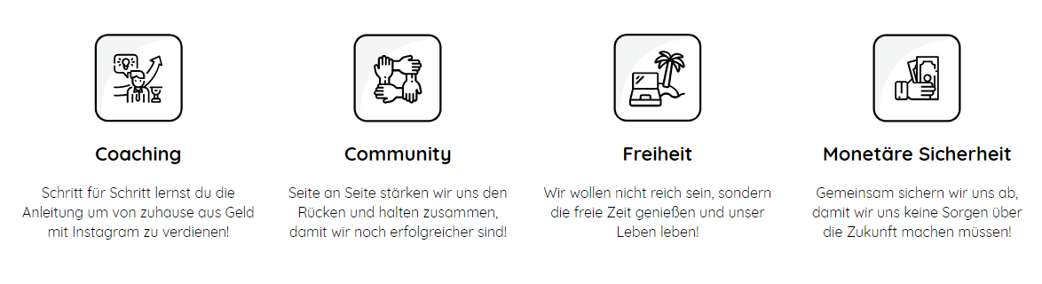 GRAMSTAR - Instagram-Business Community von Leon Weidner - gramstar.de erfahrungen