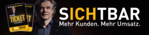 Sichtbar Ticket von Hermann Scherer