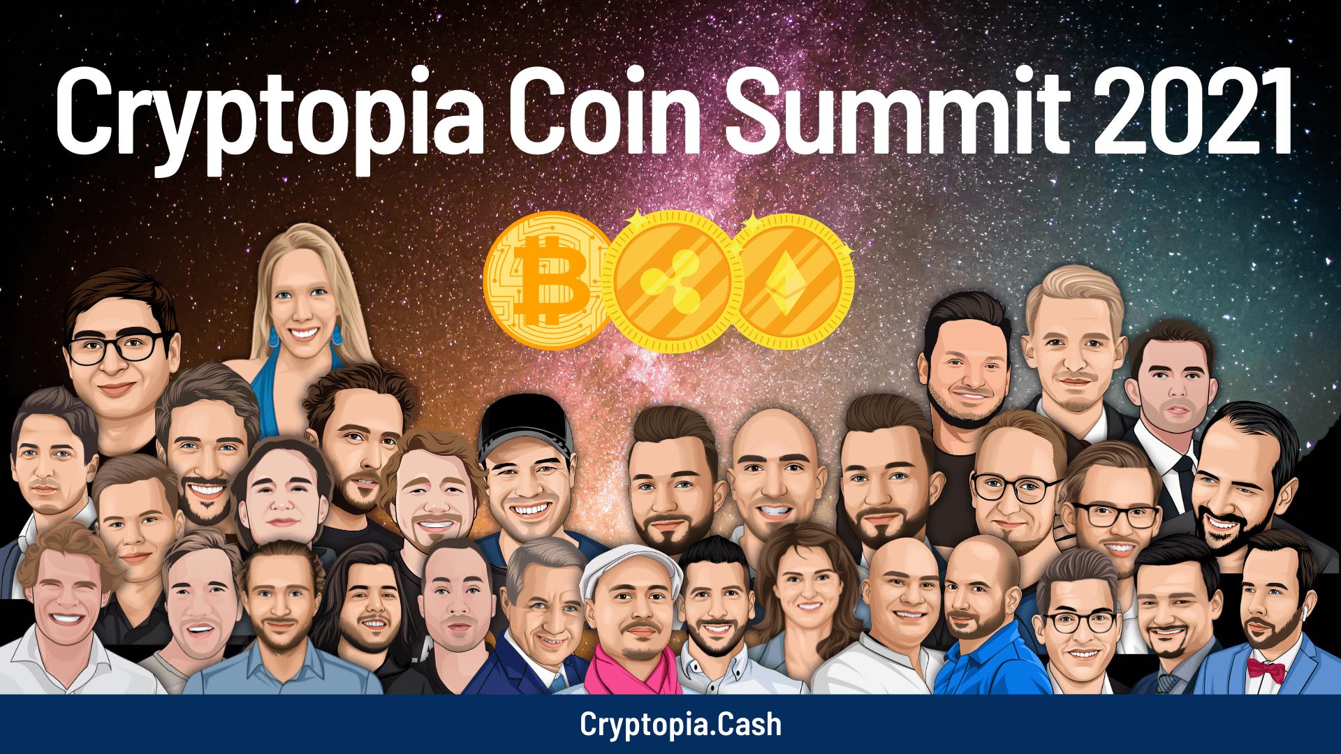 Cryptopia Coin Summit erfahrungen