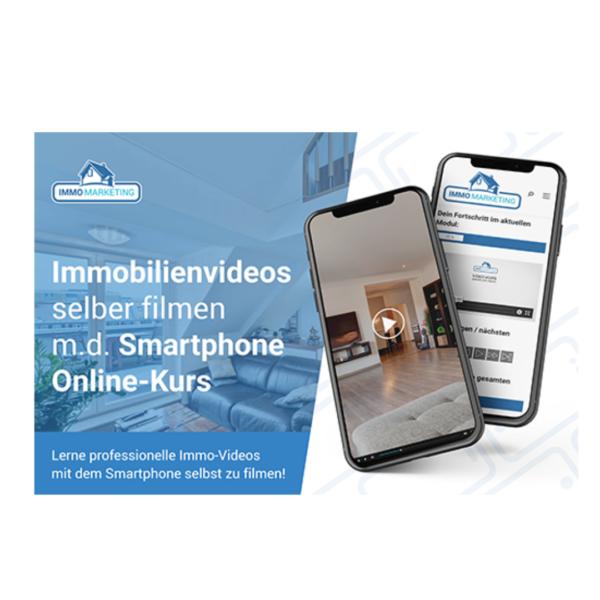 Immobilienvideos selbst filmen