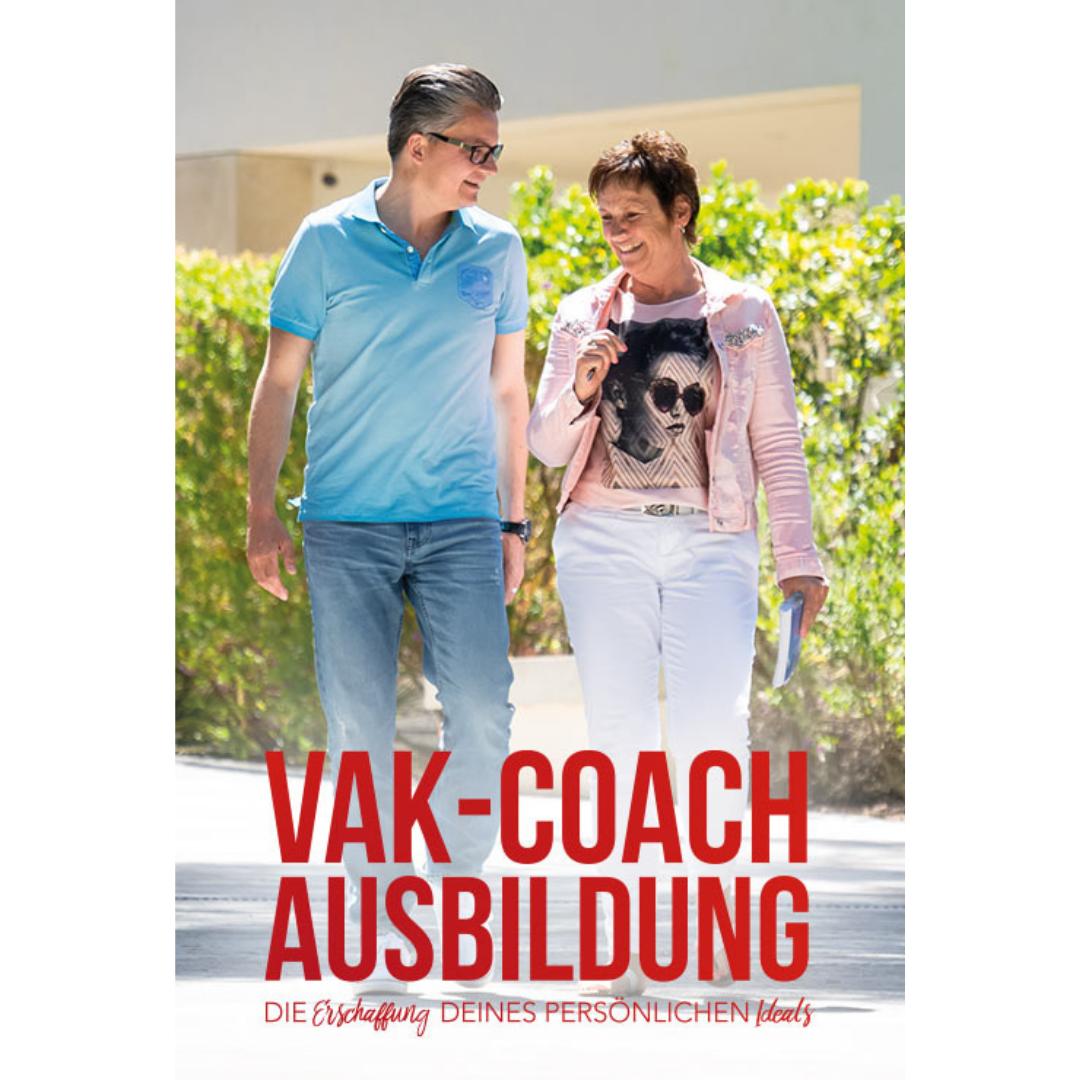 Ausbildung zum VAK-Coach von Damian Richter Erfahrungen