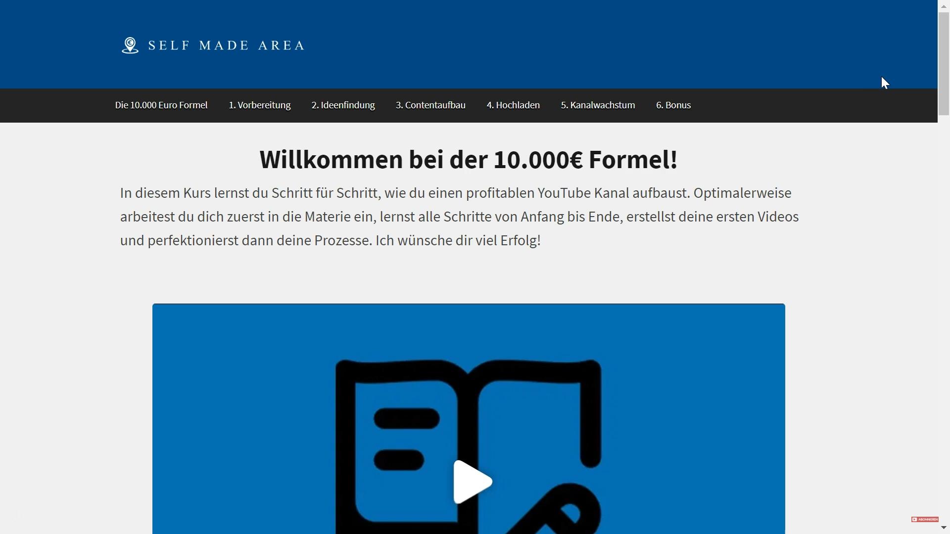Die 10.000€ Formel von Eric Hüther kaufen