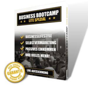 Business Bootcamp Lite Special von Calvin Hollywood erfahrungen