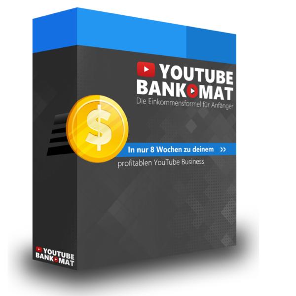 YouTube Bankomat von Eric Hüther Erfahrungen