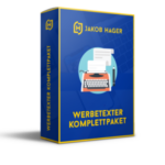 Werbetexter Komplettpaket von Jakob Hager Erfahrungen