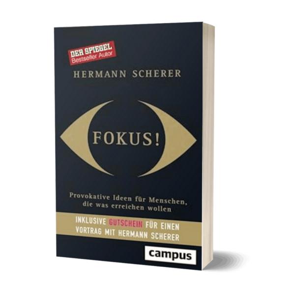 Fokus! Gratis Buch von Hermann Scherer Erfahrungen
