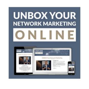 Unbox Your Network Marketing von Tobias Beck erfahrungen