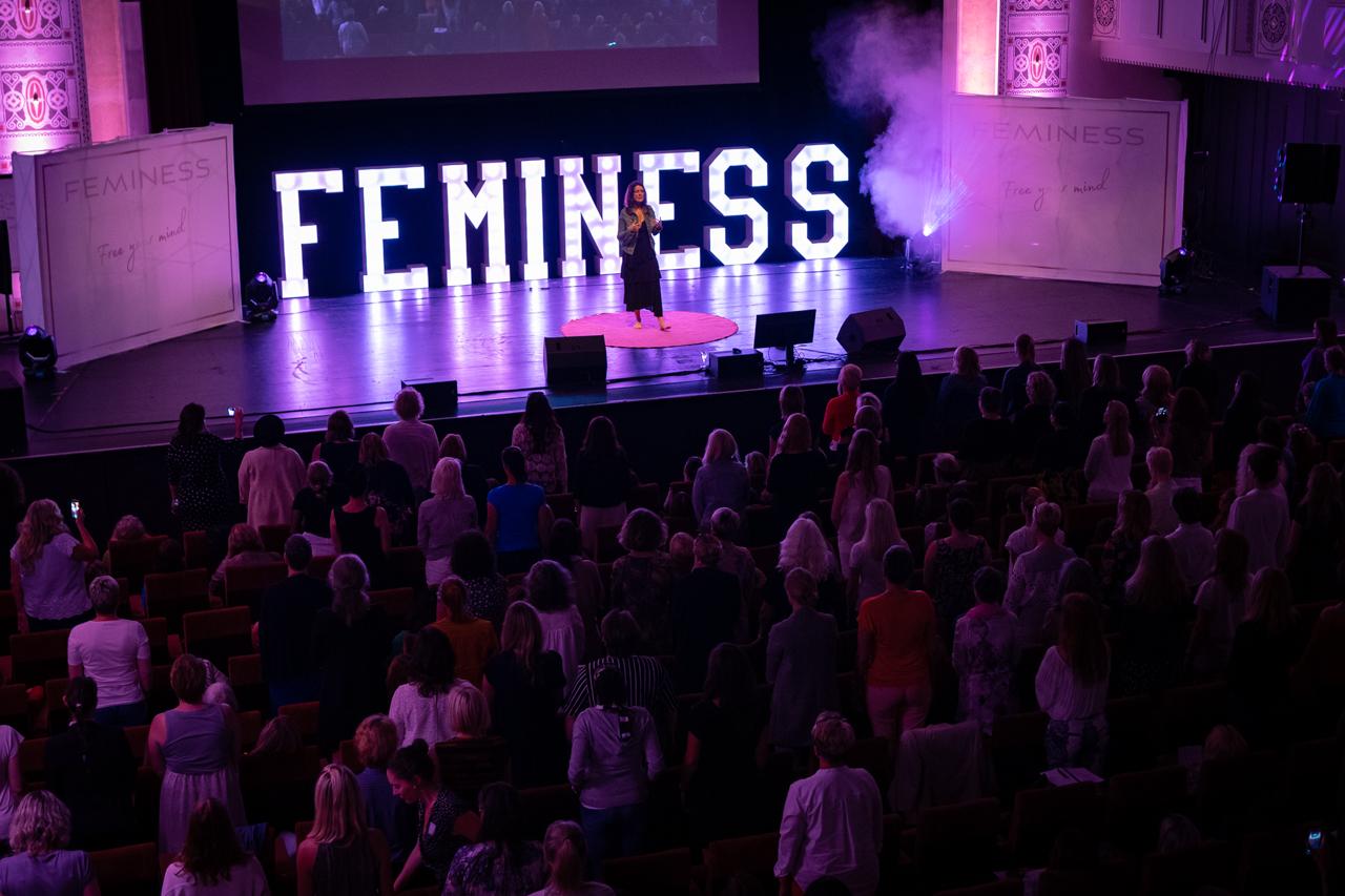 Feminess Kongress 2021 kaufen