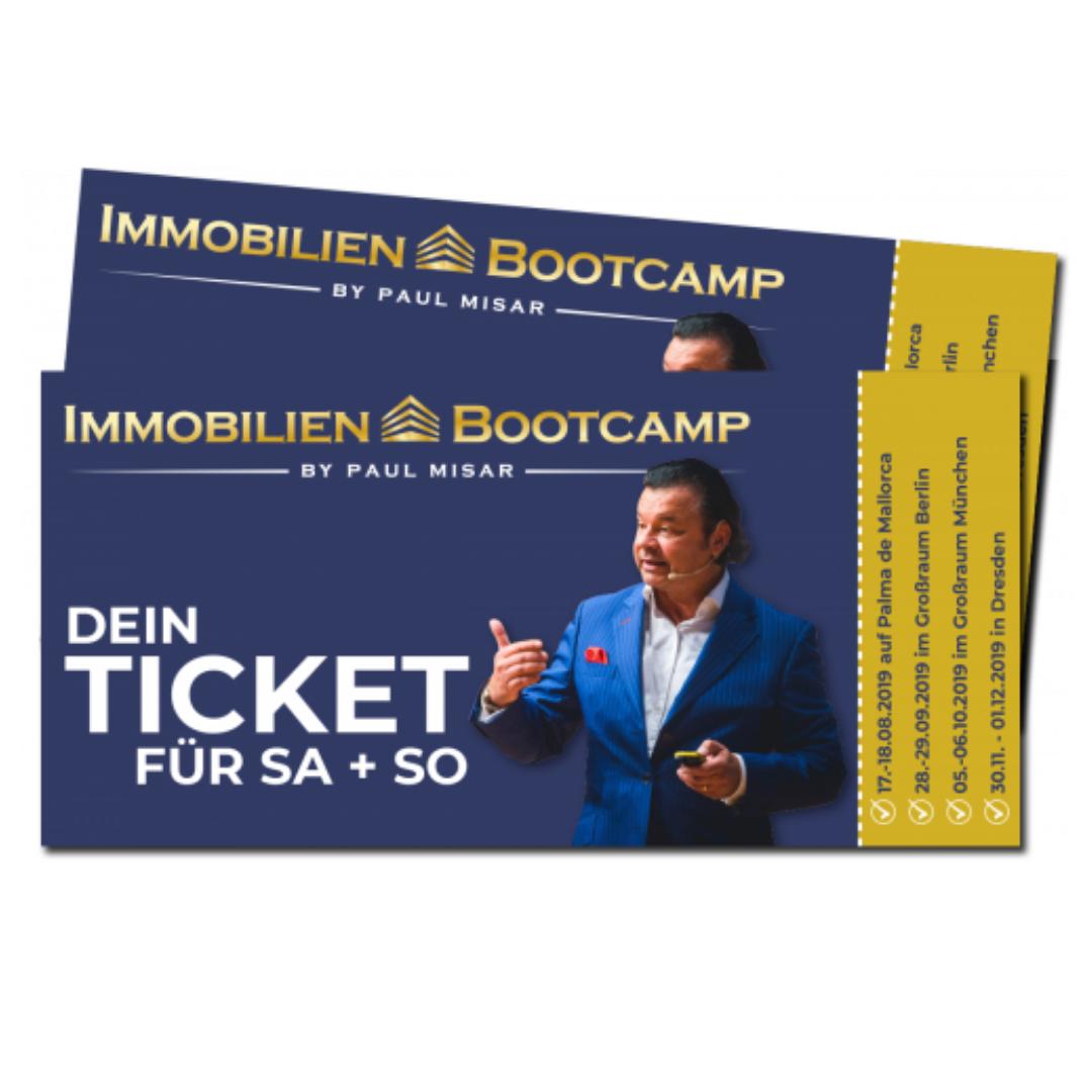 Immobilien Bootcamp von Paul Misar in Frankfurt 2021 kaufen