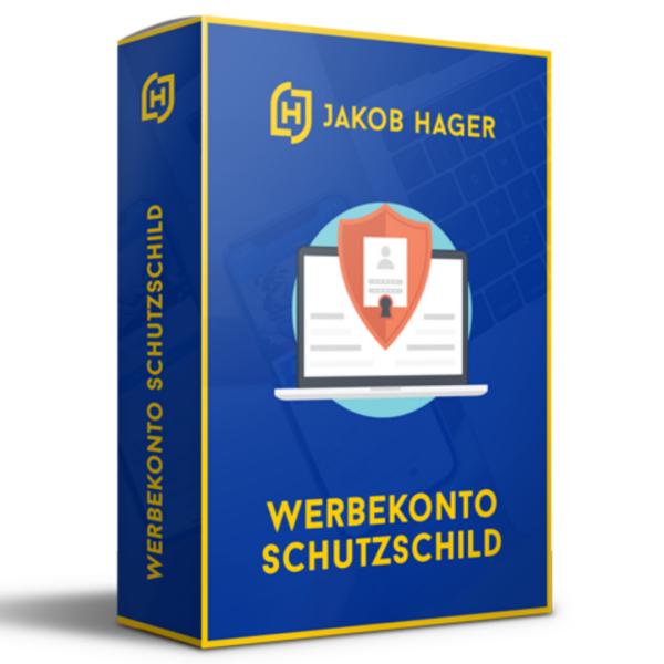 Werbekonto Schutzschild von Jakob Hager Erfahrungen