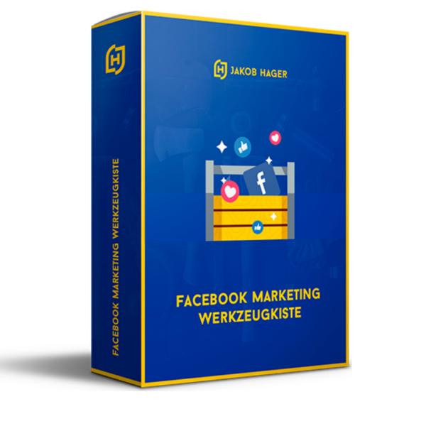 Facebook Marketing Werkzeugkiste von Jakob Hager Erfahrungen