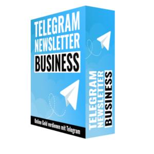 Telegram Newsletter Business von Sven Meissner Erfahrungen